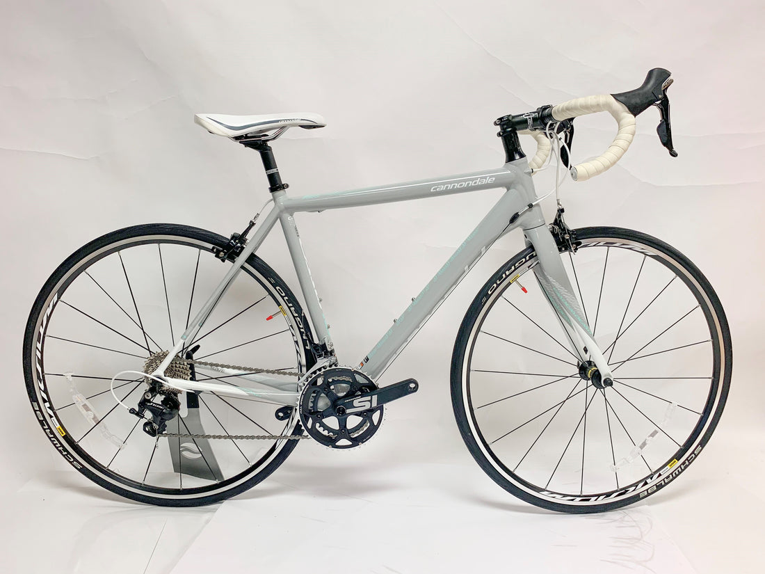 Cannondale CAAD 10 Women's 105 54cm Primer Grey