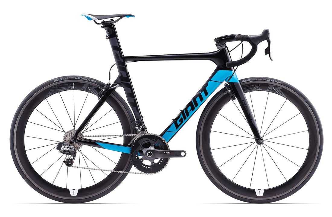 2017 Propel Advanced SL 0-RED eTap Aero Race Bicycle