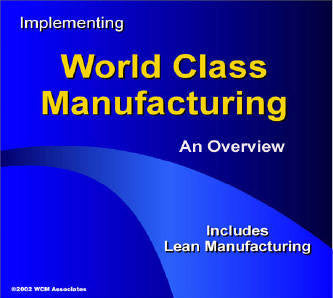 WCM Associates' Classroom Training Material