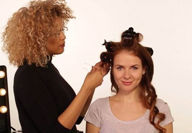Tutorial Elegant Waves With A Twist Beauty Tribe