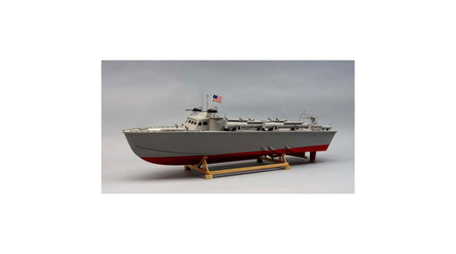DUM1257 Dumas Products Inc. PT-212 Higgins Patrol Torpedo Boat Kit