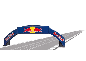 CAR21125 Red Bull Bridge