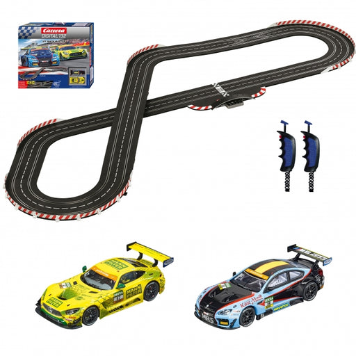 car30011 GT Race Battle, Digital 132 Set w/Lights