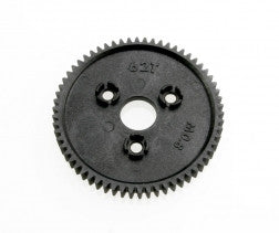 TRA3959 Spur gear, 62-tooth (0.8 metric pitch, compatible with 32-pitch)