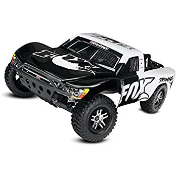 TRA68086-4 FOX 1/10 Slash 4x4 VXL Brushless Short Course w/TSM