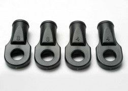 TRA5348 Rod ends, Revo (large, for rear toe link only) (4)