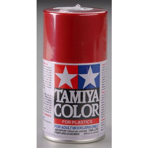 TAM85018 TS-18 METALLIC RED LACQUER SPRAY