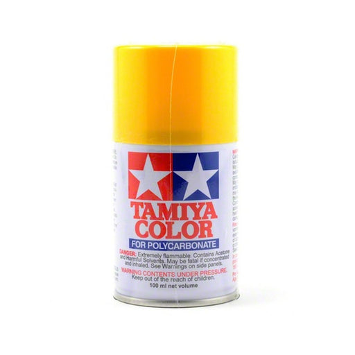 PS-6 YELLOW POLY SPRAY