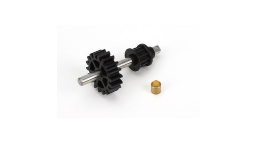 BLH1655 Tail Drive Gear/Pulley Assembly: B450, B400