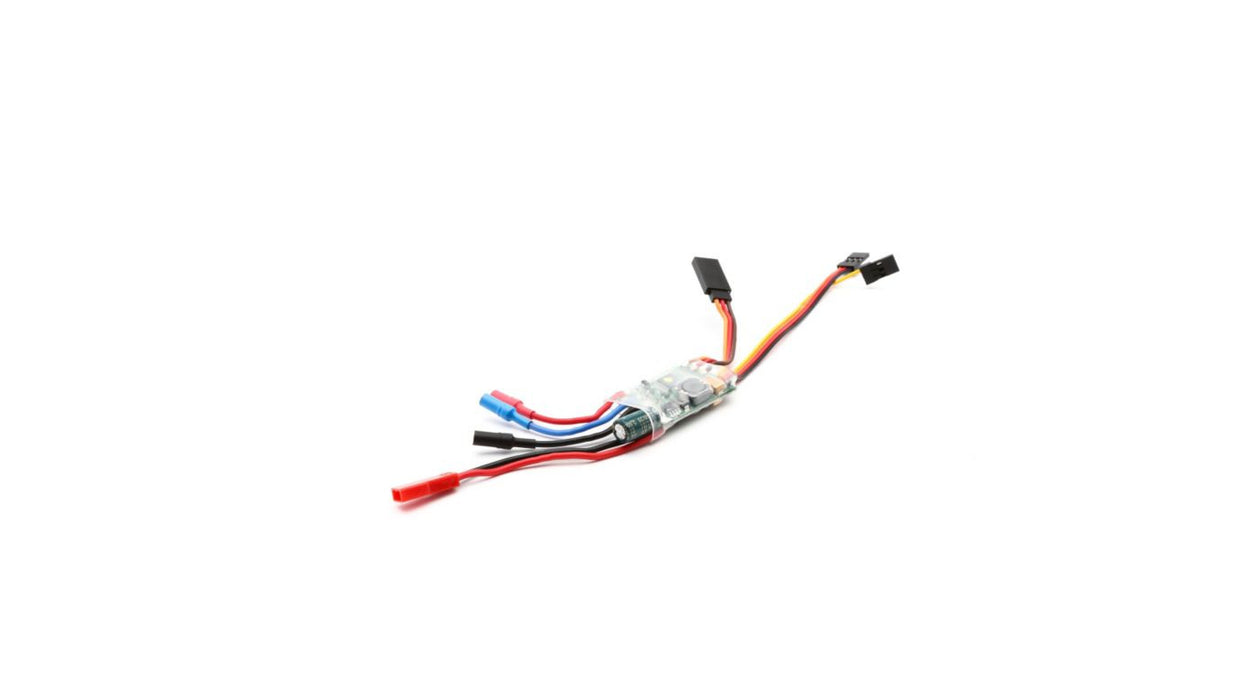 BLH2024 Helicopter Dual Brushless ESC: 200 SR X