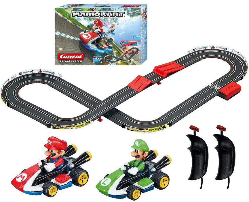 CARRERA 63503 Nintendo Mario Kart 8 IN STOCK **** YOU WILL NEED THIS PART # CAR61537 TO PLUG IT IN TO THE WALL