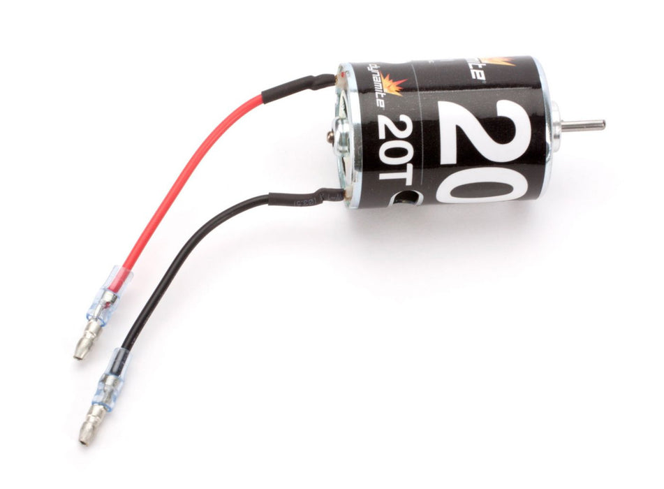 DYN1171 Dynamite 20-Turn Brushed Motor