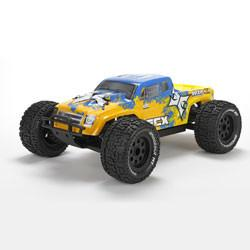 ECX03016 ECX 1/10 Ruckus 4WD MT BL, AVC: RTR-In Store Only