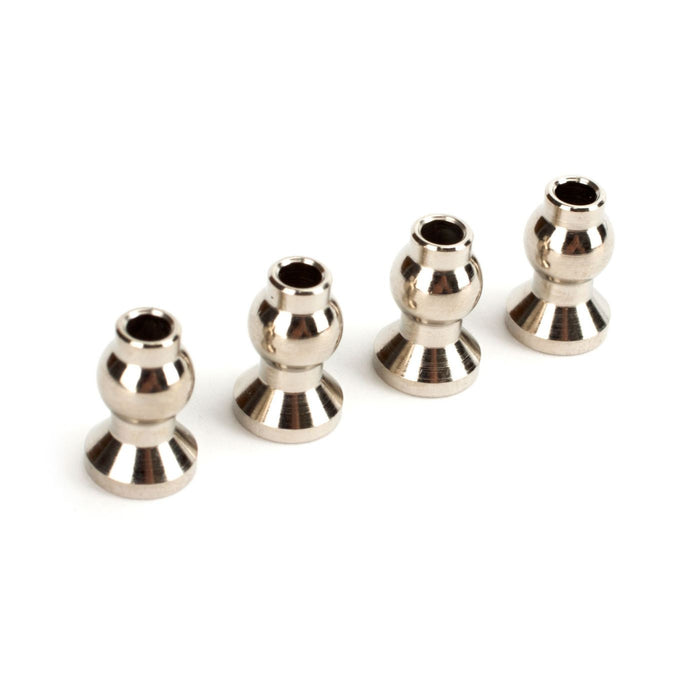 ECX0839 Tie Rod Pivot Ball Set (4): Revenge Type E/N-In Store Only