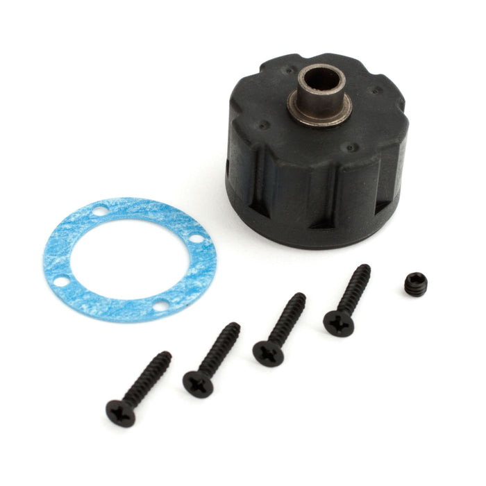 ECX0858 Differential Housing FR/Ctr/R: Revenge Type E/N-In Store Only