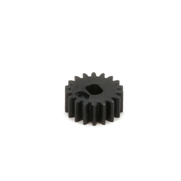 ECX202019 Top Shaft Gear, 18T: 1:24 4WD Temper-In Store Only