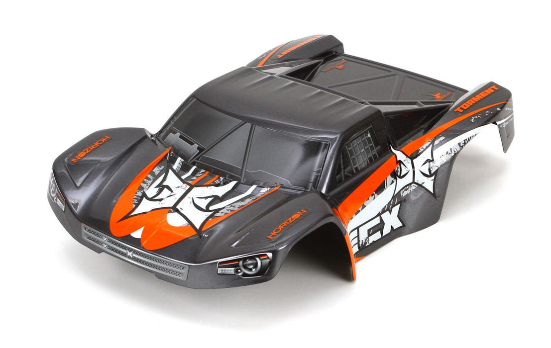 ECX210001 Body Set, Decorated: 1/18 4WD Torment-In Store Only