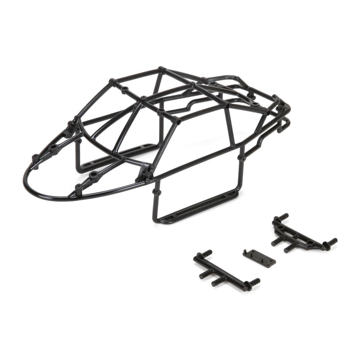 ECX210008 Roll Cage, Complete: 1/18 4WD Roost-In Store Only