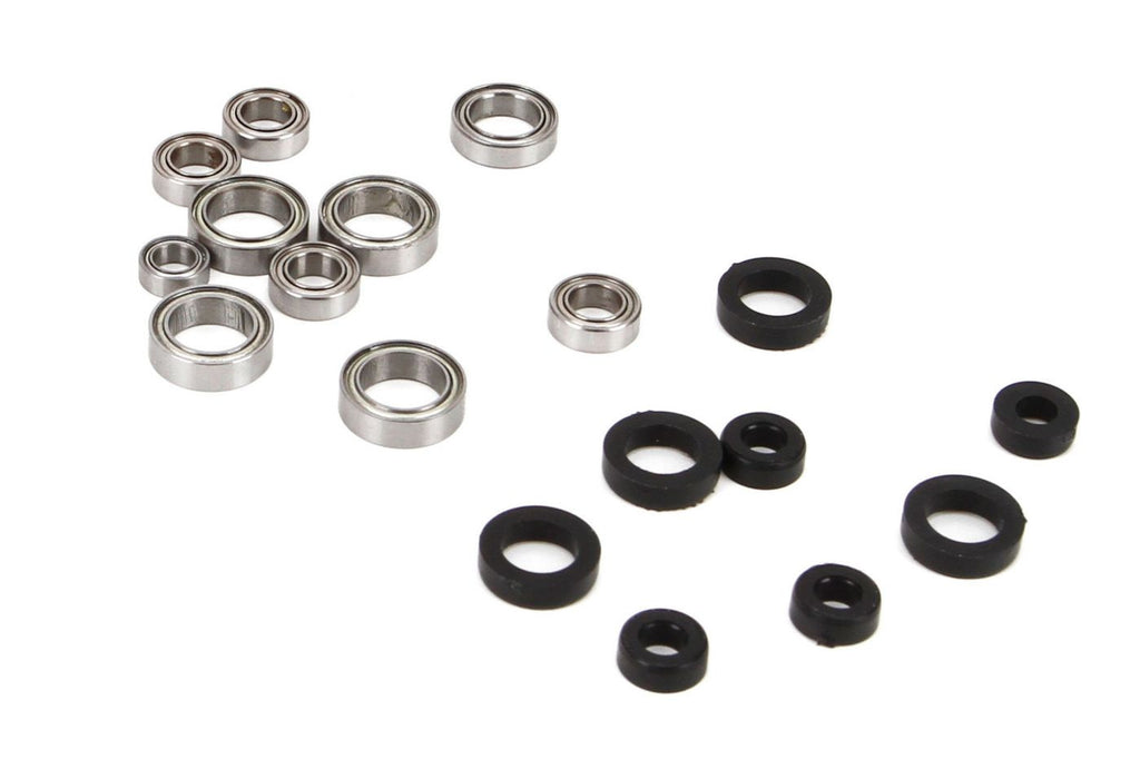 ECX217000 Complete Bearing & Bushing Set: 1/18 4WD All-In Store Only