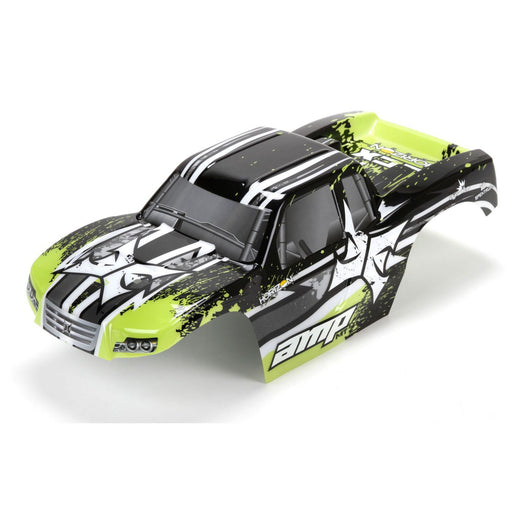 ECX230017 Body, Black/Green: 1:10 AMP MT-In Store Only