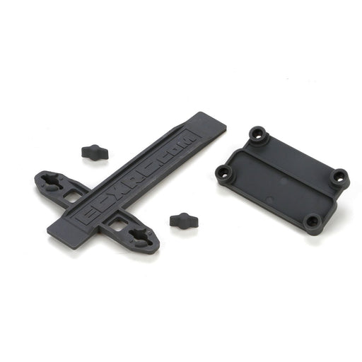ECX231003 Battery Strap, ESC Plate: 1:10 2wd Ruckus, Torment-In Store Only