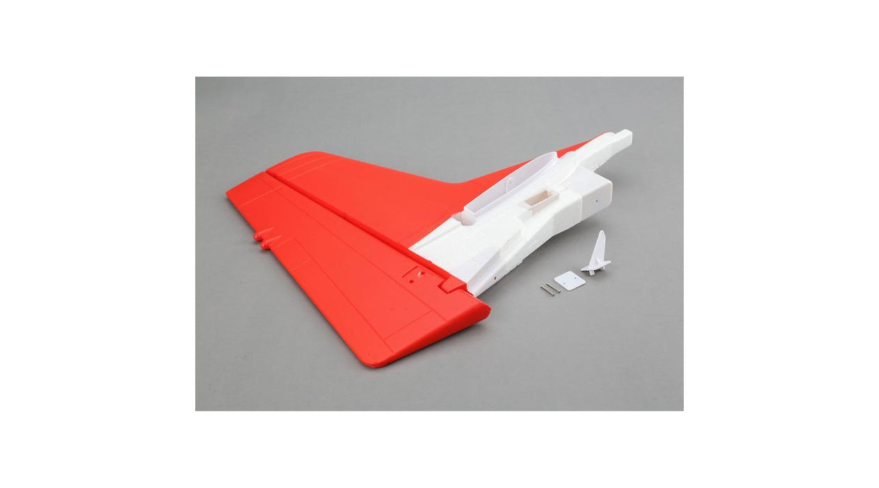 EFL1311 Vertical Tail with Hardware: Carbon-Z T-28