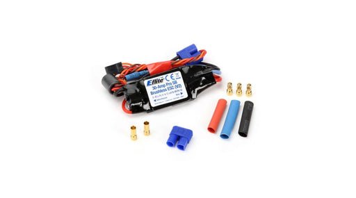 EFLA1030B 30-Amp Pro Switch-Mode BEC Brushless ESC (V2)