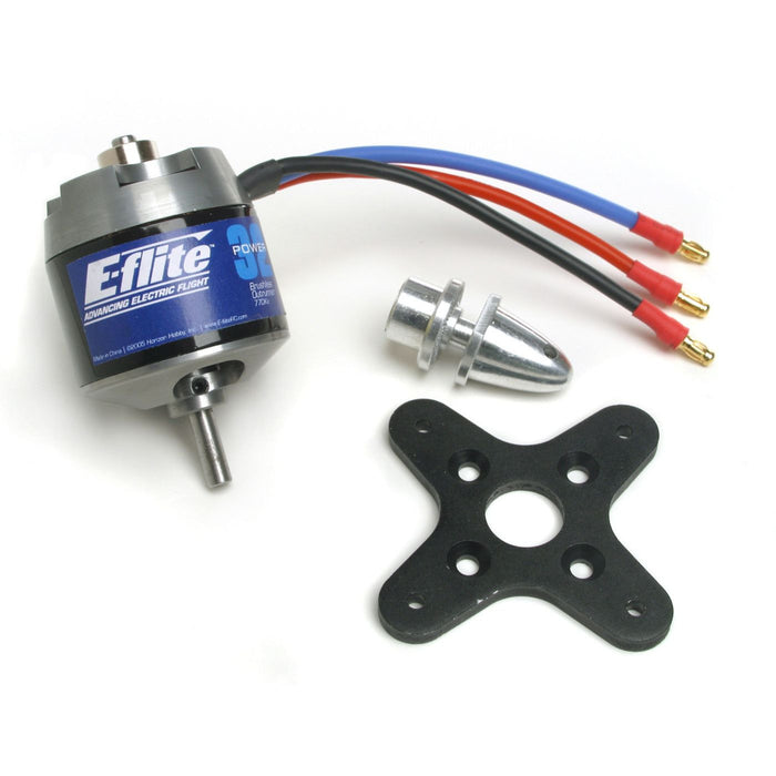 EFLM4032A Power 32 Brushless Outrunner Motor, 770Kv