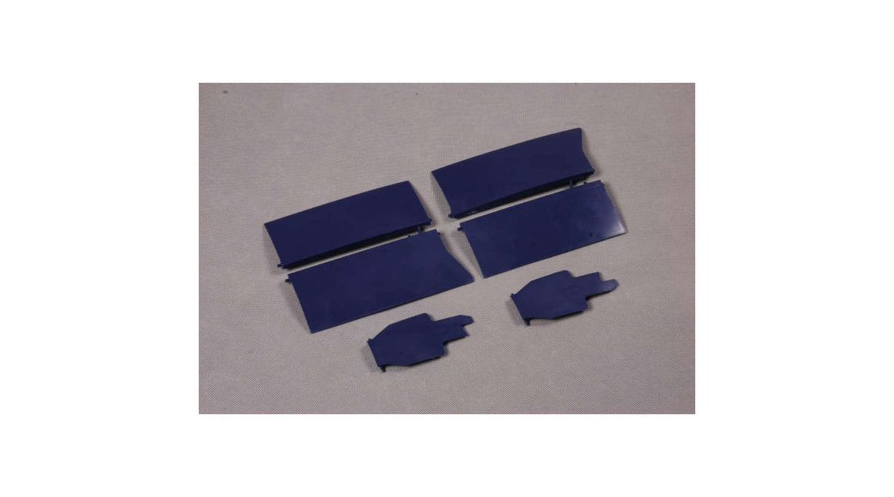 FMMSI206BLU Fr Hatch Cover, Blue: F4U 1700mm