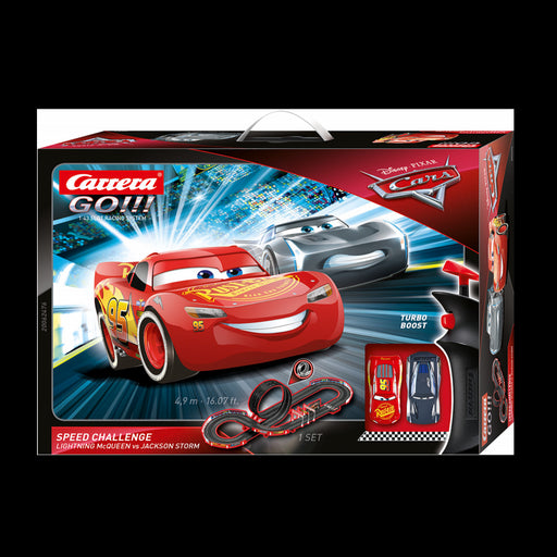 CAR62476 Disney Cars  - Speed Challenge