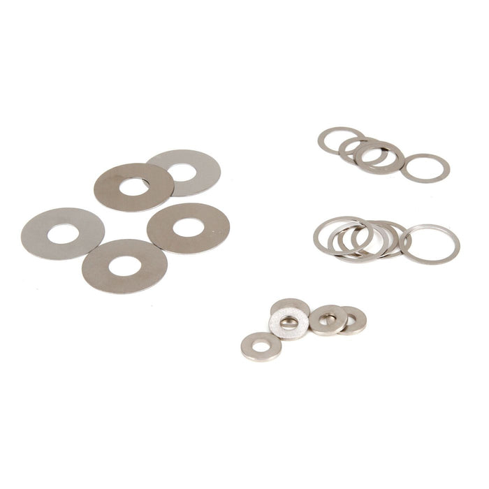 LOS256001 Washer/Shim, Set, (20): 1:5 4wd DB XL