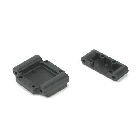 LOSB1020 Front/Rear Pivot Block Set: Mini-T, MDT