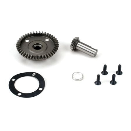 LOSB3534 Front/Rear Diff Ring & Pinion: LST/2, XXL/2