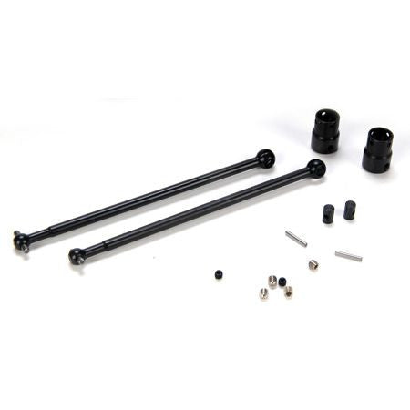LOSB3583 Center CV Driveshaft Set: NCR