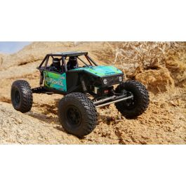 AXI03000T2 Capra 1.9 Unlimited Trail Buggy 1/10th 4wd RTR Grn