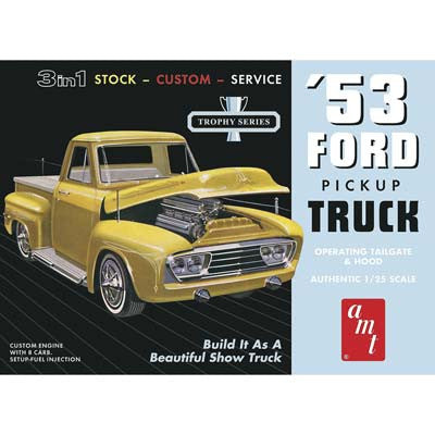1/25 1953 FORD PCKUP