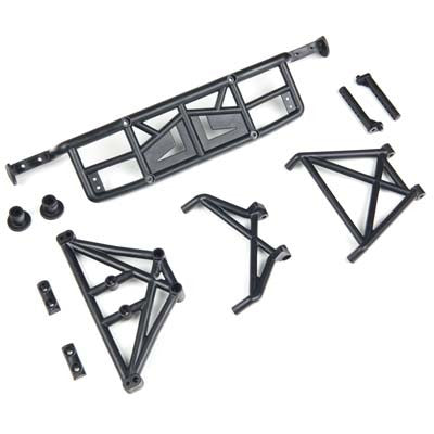AR320061 BUMPER SET REAR FURY