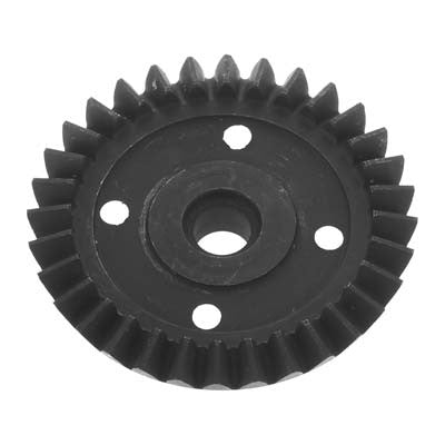 Diff Ring Gear 32T Straight Nero