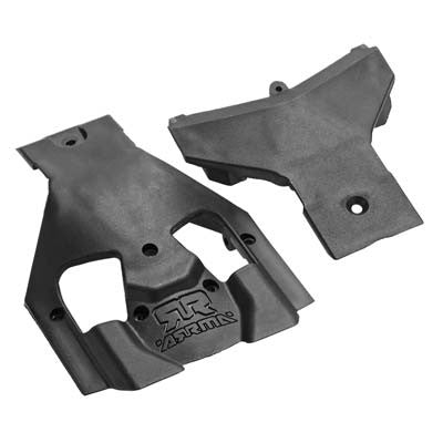 AR320283 Steering Skidplate Set Nero