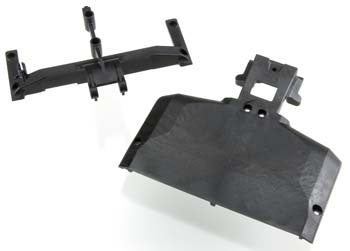 ASC91019 Rear Chassis Plate/Brace 4x4