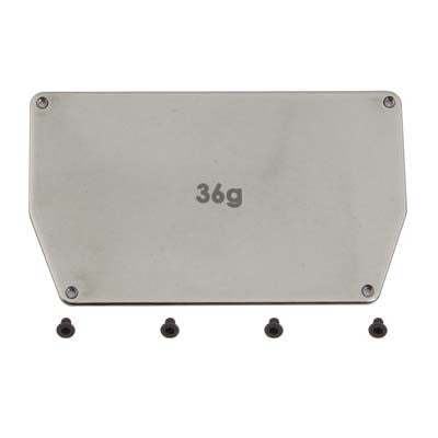 ASC91748 Steel Chassis Weight 36g B6