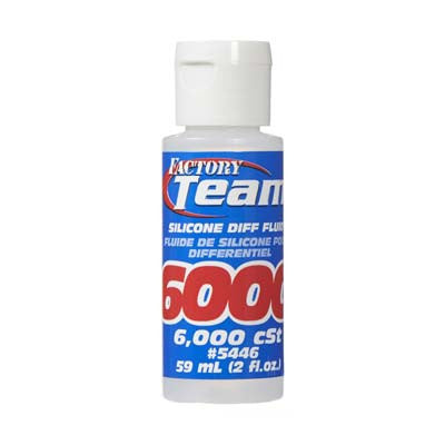 ASC5446 FT Silicone Diff Fluid 6000cST