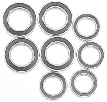 ASC89161 STEERING BEARING SET: RC8