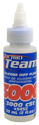 ASC5452 SILICONE DIFF FLUID 3000CST