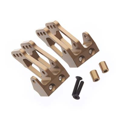 AX31165 Machined 4-Link Mounts Yeti