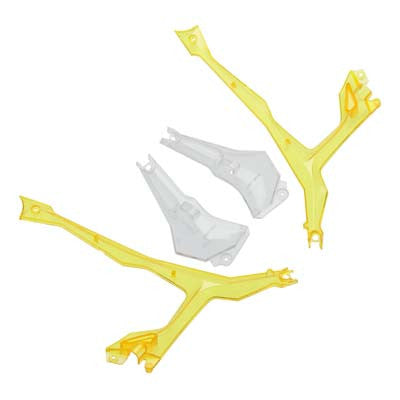 DIDE1212 LED Arm Covers Yellow Vista FPV-In Store Only