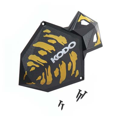 DIDE1500 Upper Shell Black/Yellow Kodo Quadcopter-In Store Only
