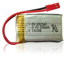 BBS105 3.7V 650MAH BATTERY