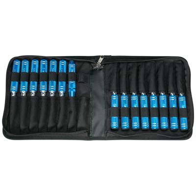 DTXR0400 ULTIMATE TOOL SET 15 PC W/POUCH