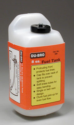 DUB408 S8 SQUARE FUEL TANK 8 OZ